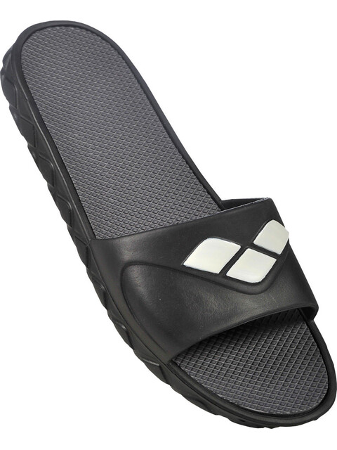 arena Watergrip Sandals Men black-dark grey